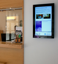 Six characteristics determine the application of digital signage within the hotel