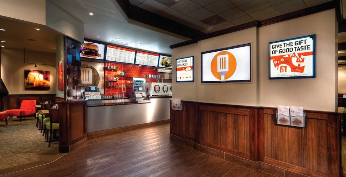 Digital Signage Software Superior To Order Counter