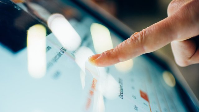 In 2017, Four Predictions for touchscreen software technology