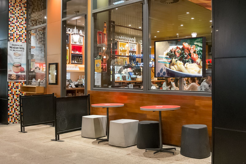 Digital Signage: Creating Better Restaurant Experiences