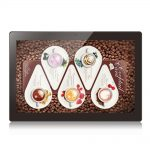 (SH102WF) 10 inch android wall mount tablet pc