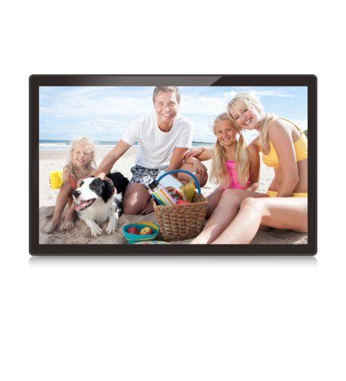 (SH1852DPF) 18.5 inch remote control digital picture frame