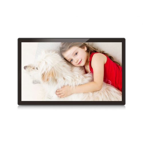 (SH2151DPF) 21.5″ digital picture photo frame