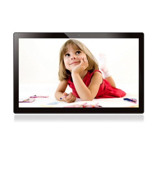 (SH2152WF) 21.5″ touch screen digital photo frame